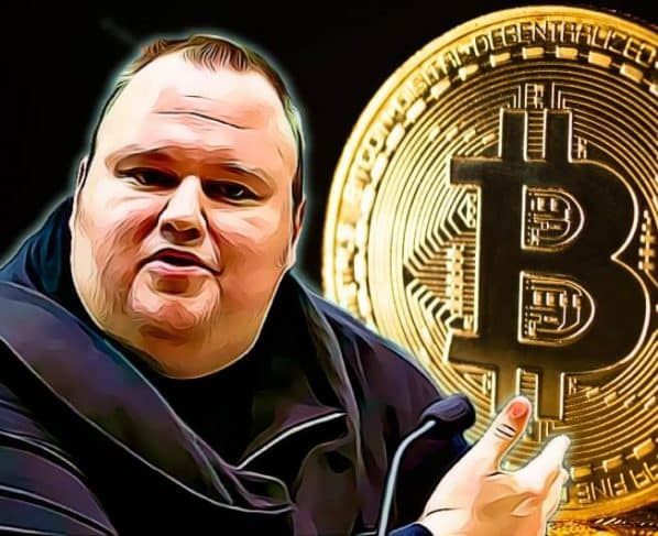 Kim Dotcom Congratulates Followers for Buying Bitcoin and Gold in 2018