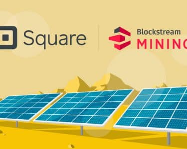 Square to Invest $5M in Solar-powered Bitcoin Mining Facility